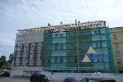 Lithuania Vilnius Complete Roof Reconstruction For Living Space lt 52