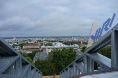 Lithuania Vilnius Complete Roof Reconstruction For Living Space lt 60