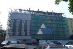 Lithuania Vilnius Complete Roof Reconstruction For Living Space lt 74
