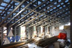 Lithuania Vilnius Complete Roof Reconstruction For Living Space lt 75